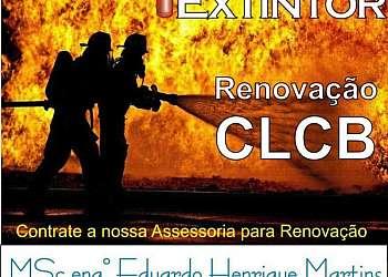 Renovação do clcb bombeiros