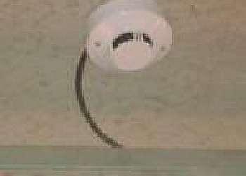 Sistema de alarme de incêndio predial