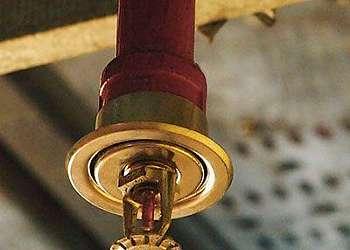 Sistemas de prevenção e combate a incêndios